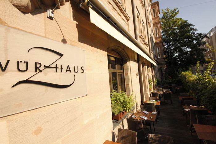 Würzhaus Restaurant, Nuremberg, Germany