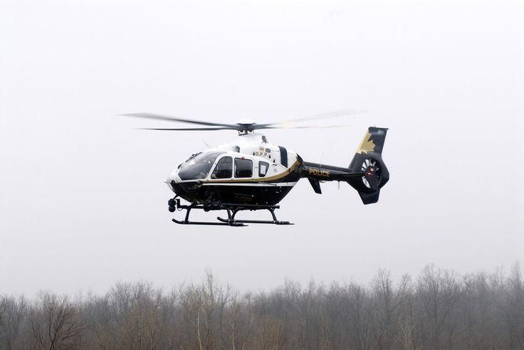 OPP Eurocopter EC135 Helicopter