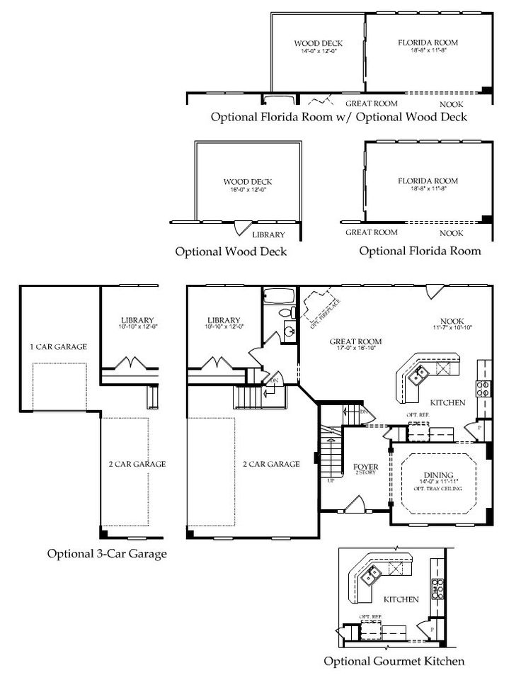 Pulte Ambrose Floor Plan The Ambrose New Home In