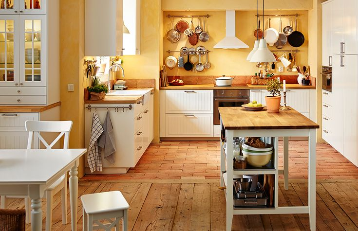Rode Keuken Ikea : IKEA Kitchen Ideas
