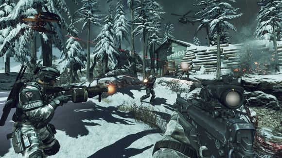 The New Yorker blog / NOVEMBER 26, 2013 WHY GAMERS CAN'T STOP PLAYING FIRST-PERSON SHOOTERS