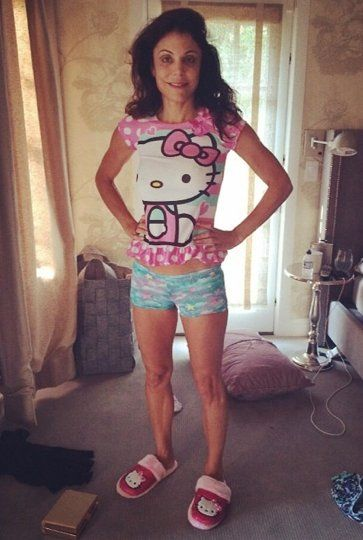 Bethenny Frankel Wears 4 Year-Old Daughter's Clothes--- Fortune & Fame derails Another...