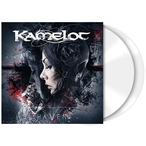 """Esclusiva EMP! L'album dei #Kamelot intitolato """"Haven"""" su doppio vinile bianco. Tiratura limitata di 200 copie."""