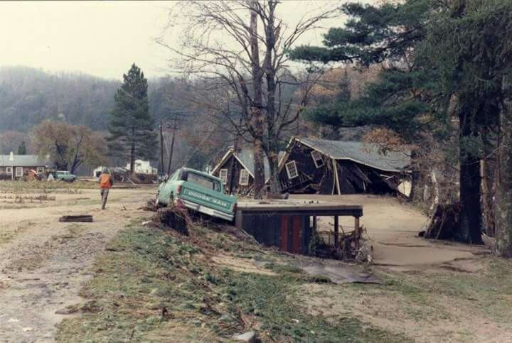 the west virginia 1985 flood essay The buffalo creek flood in 1972 killed 125 and floods in 1985 killed 38, law said usa today in west virginia, a flood that will go down in history.