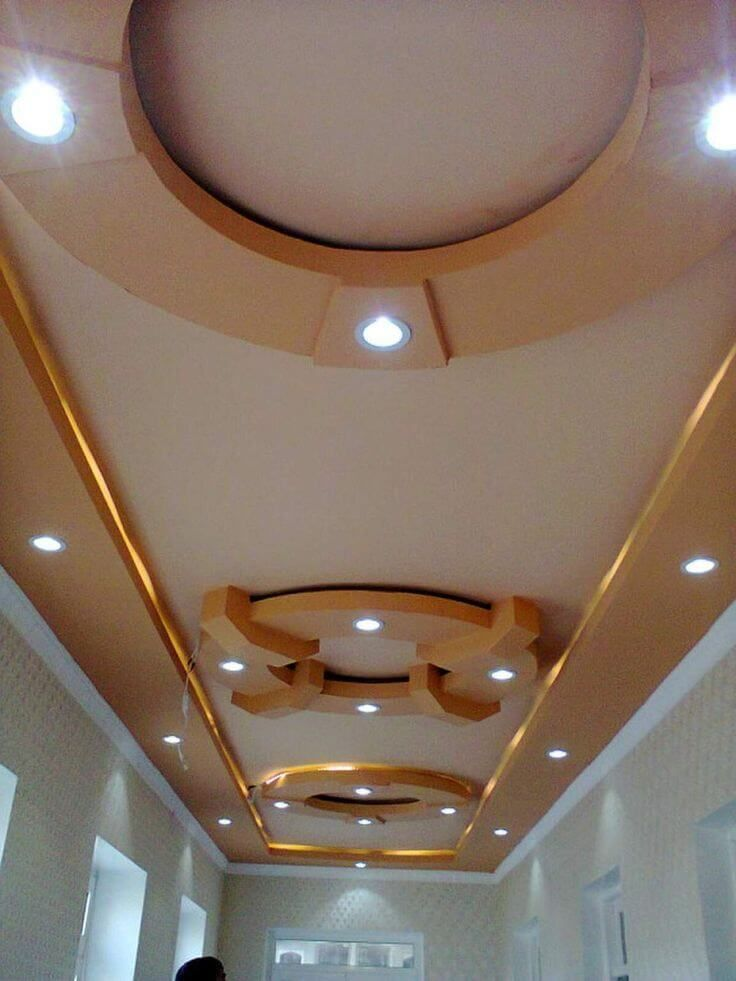 Modern Gypsum Ceiling Design Ideas For Your Home Engineering Discoveries In 2020 Ceiling Design Gypsum Ceiling Design Coffered Ceiling Design