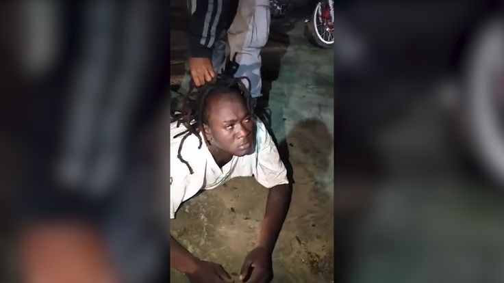 La Policía Nacional En La Romana Apresó A Uno De Dos Supuesto Delincuentes Que Tenían El Sector En Zozobra