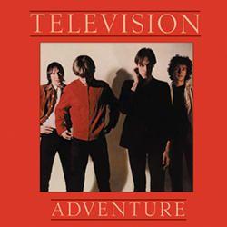 Television - Adventure (Gold Vinyl)