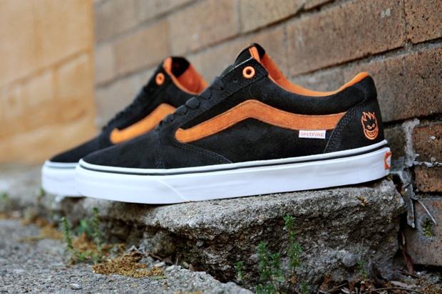 Spitfire x Vans TNT 5 #sneakers #shoes