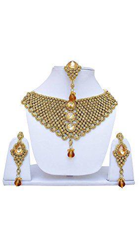 Traditional Indian Bollywood Gold Plated Ethnic Elegant S... https://www.amazon.com/dp/B072B7Y6LX/ref=cm_sw_r_pi_dp_x_.Gxgzb4M5HQ94