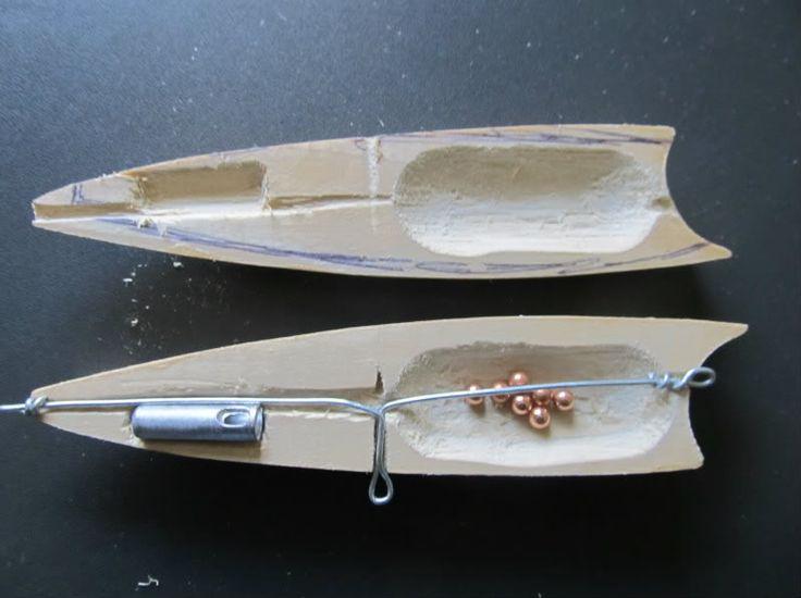 scroll saw fishing lures - Google Search