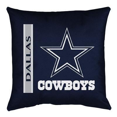 Dallas Cowboys NFL Locker Room Pillow  Lockers Cowboys