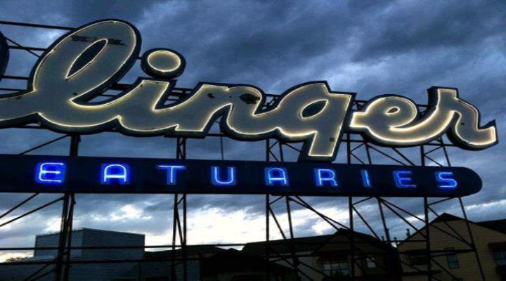 Linger Denver: A Restaurant That Was A Famous Mortuary Space