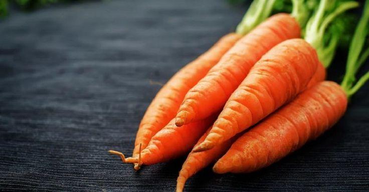 лечебные свойства морковной ботвы