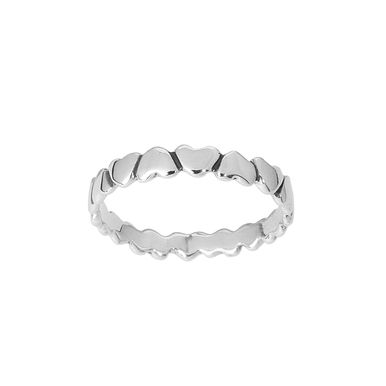 | Eternity Hear Ring | Show  your love