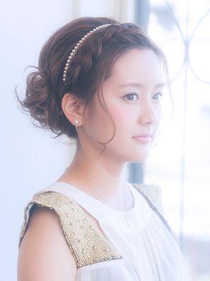 curet.jp. 髪型 結婚式 お呼ばれ