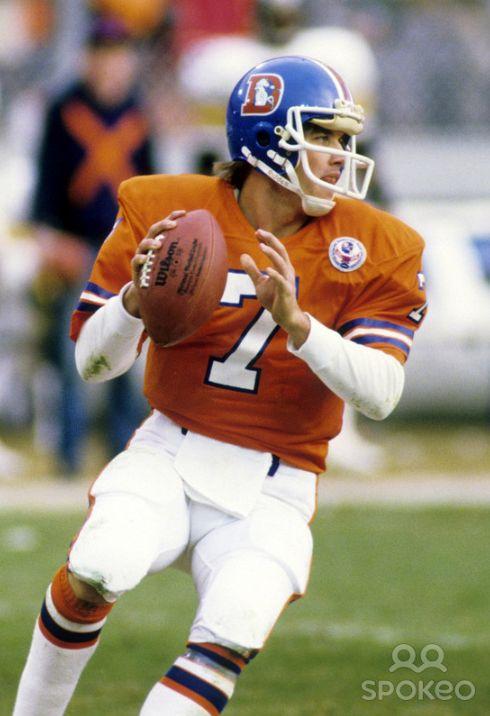 Denver Broncos Womens Shirt