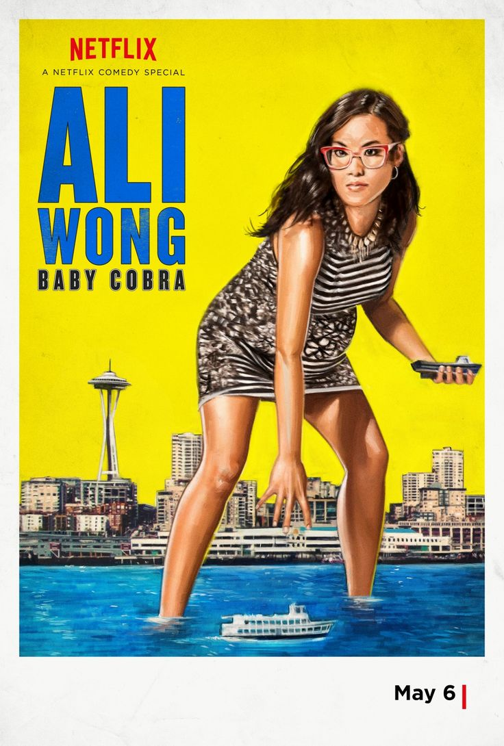 Return to the main poster page for Ali Wong: Baby Cobra