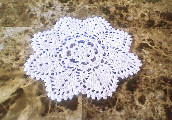 Hey, I found this really awesome Etsy listing at https://www.etsy.com/listing/190693148/crochet-doily-white-crochet-doilie-hand