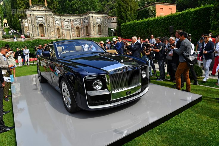 """Rolls-Royce Sweptail, el auto más caro del mundo hecho a """"medida"""" @alvarodabril @rollsroyce"""