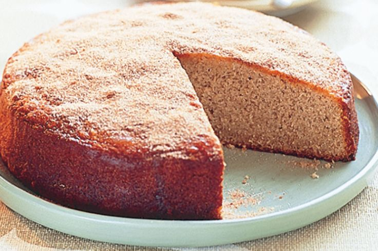 Everyone deserves a little treat with their morning or afternoon cuppa, and this moist tea cake does the job beautifully.