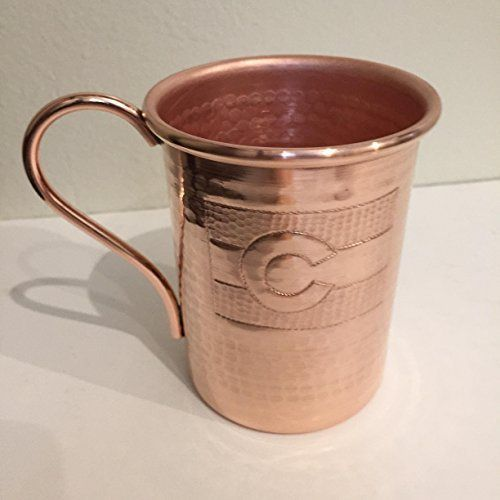 These pure copper mugs from 100% reclaimed copper are the perfect mug for an authentic classic moscow mule drink. These are also perfect for any other cold drink. Copper mugs will last a lifetime and keep your drinks colder longer & tasting great. These are pure copper mugs, not lined with... see more details at https://bestselleroutlets.com/home-kitchen/kitchen-dining/dining-entertaining/cups-mugs-saucers/coffee-cups-mugs/product-review-for-16-oz-moscow-mule-hammered-cop