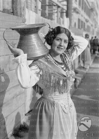 Italian Vintage Photographs. ca 1930s.