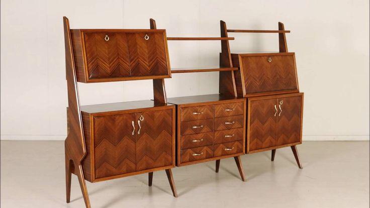 Oltre 25 fantastiche idee su mobili anni 39 50 su pinterest - Mobili danesi vintage ...