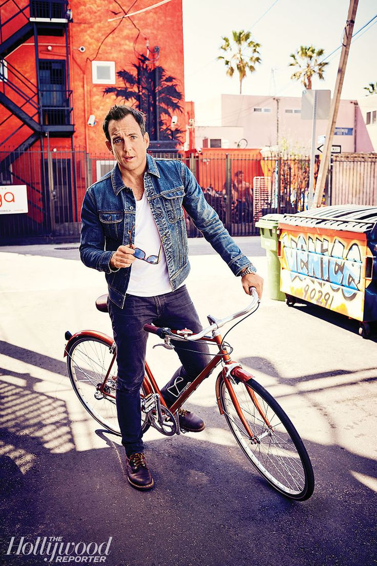 Will Arnett weaves through Venice's trendy eatery Gjelina to a table tucked way in the back, collapses into a chair and buries his face into his hands.
