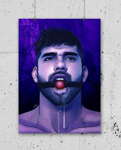 ARTWORK ISMAEL ÁLVAREZ – PRINT IA02    10,00€    Dimensioni stampa  20 x 28,5 cm    Cartoncino Usomano ( Color Copy da 200 gr )    Stampa digitale, numerata e timbrata T-Squirt sul retro.