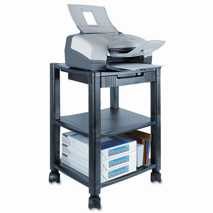 1000 ideas about Printer Stand on Pinterest