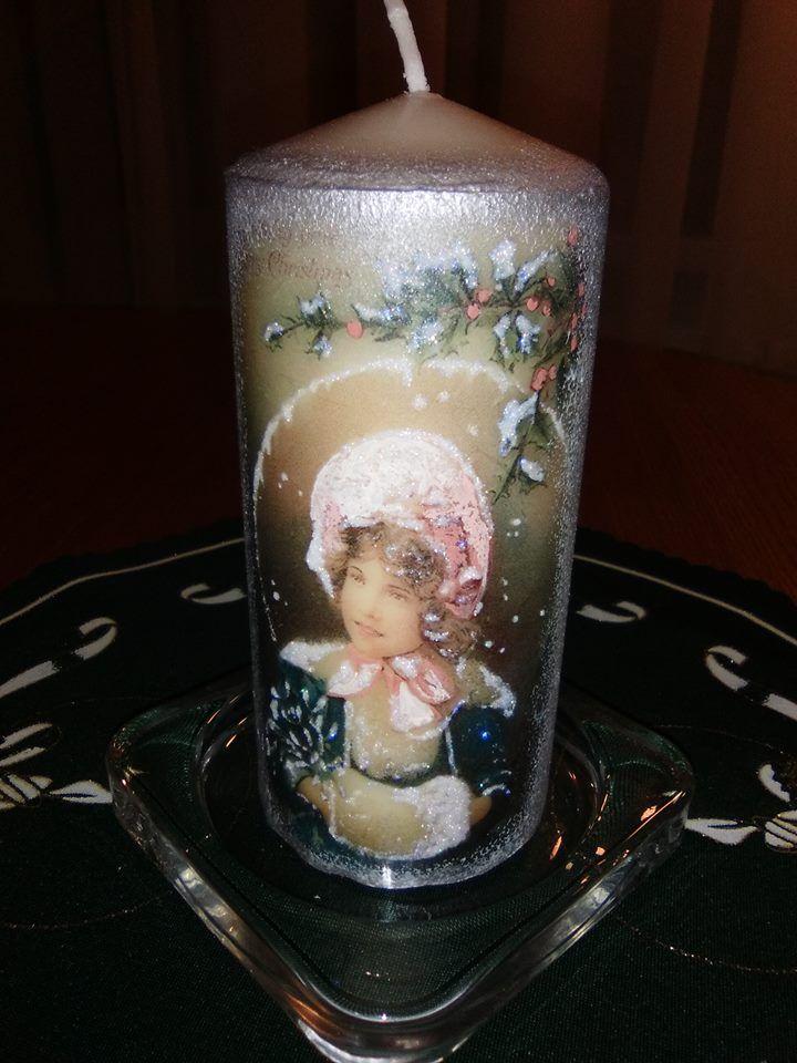 Piękna i wyjątkowa świeca,która wprowadzi Ciebie i Twoją rodzinę w świąteczny nastrój . Idealny i niebanalny prezent choinkowy.