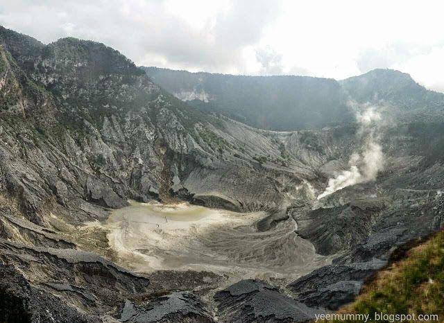 Yeemummy依玛密: Bandung 3D2N 万隆印尼 3天两夜 ~~~ Day 1 (Part 2/4) Tangku...