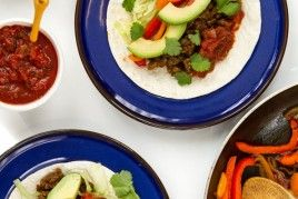 Vegan Fajitas and a Valentine's Day Gone Wrong | Vegetarian Recipes ...