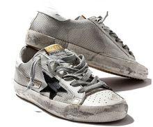 gouden gans hoge heren damesschoenen comfortabel casual schoenen bevestigd de schaatsen g22u591g3(China (Mainland))