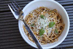 Anna-Mad: Spaghetti Aglio Olio e Limone