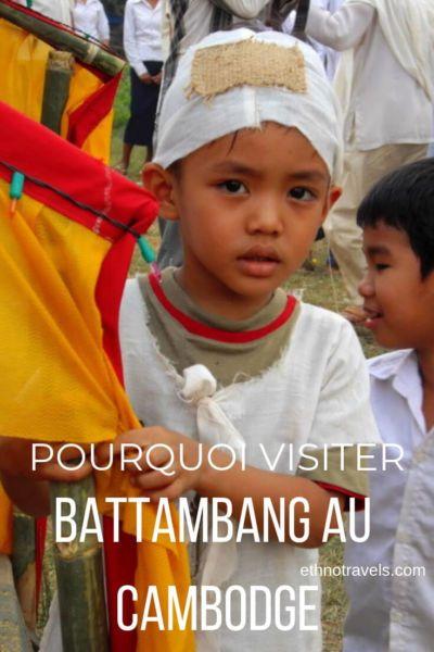 Pourquoi visiter Battambang au Cambodge ? Temples khmers et crémation