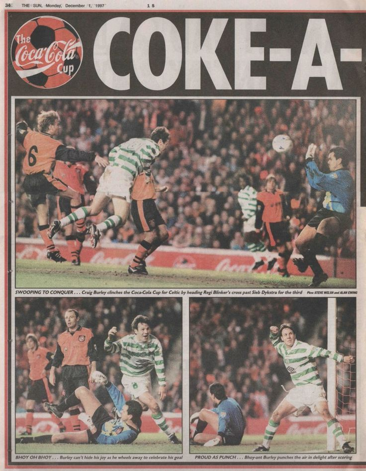 Pin on Scottish League Cup Finals.