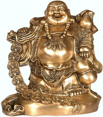 The Laughing Buddha - Much Good Luck! Feng Shui Good Luck Charms Galore - Choose Yours