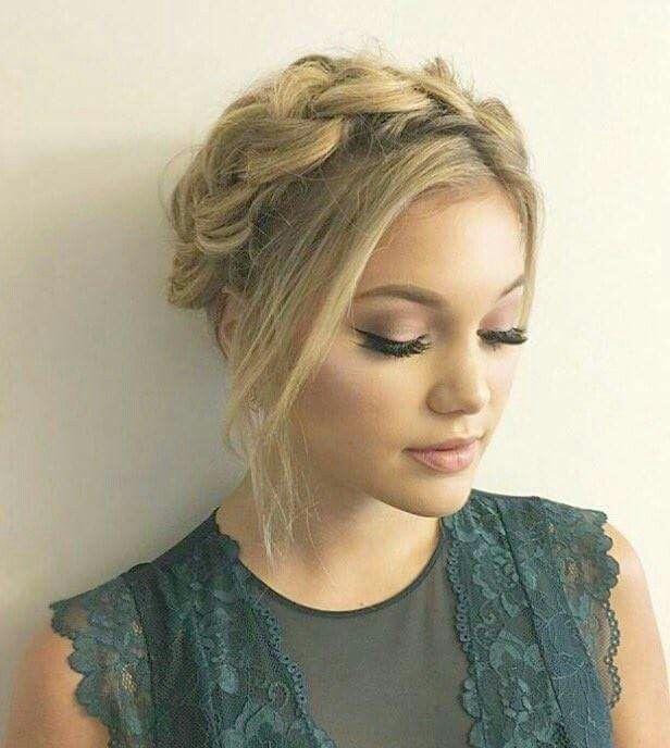 Cgh Hairstyles: 25+ Bästa Halo Braid Idéerna På Pinterest