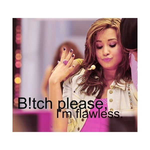 demi lovato funny | Tumblr ❤ liked on Polyvore
