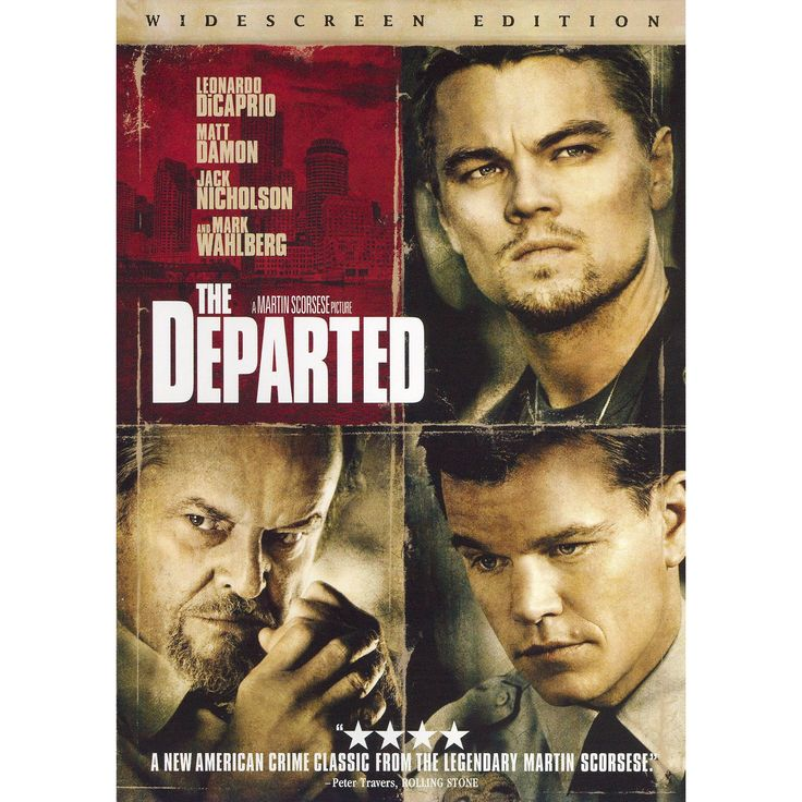 The Departed (WS) (dvd_video)