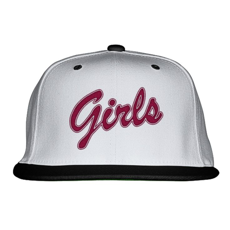 0240681b4c5 ... coupon code for girls friends embroidered snapback hat f665c 29f05 ...