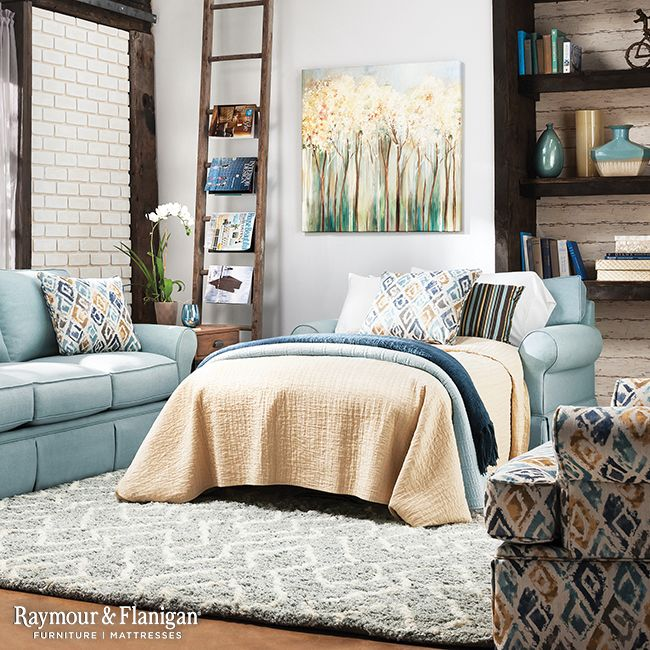 beautiful relaxing furniture. If you re a lover of the color blue  consider picking light 112 best Living Rooms Worth Repinning images on Pinterest