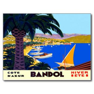french riviera travel illustrations cote d'azur - Google Search