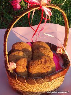 Ακαταμάχητα μπισκότα με φυστικοβούτυρο