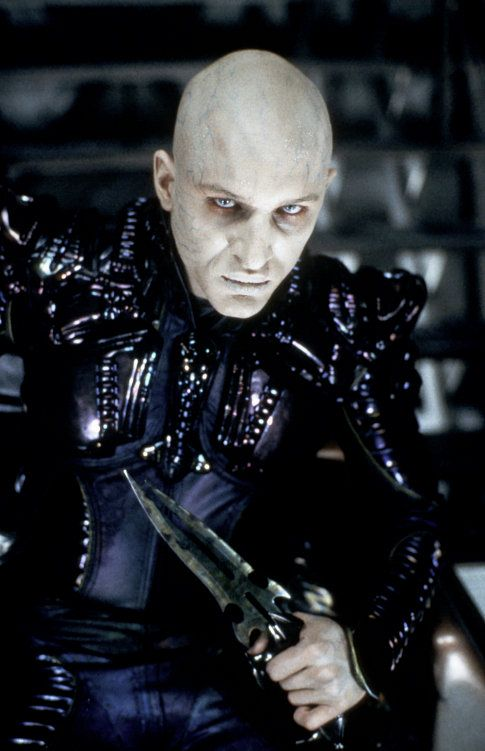Praetor Shinzon (Tom Hardy) - Star Trek: Nemesis