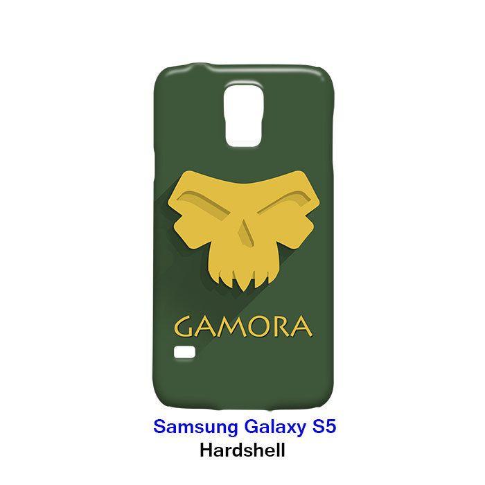 Gamora Superhero Samsung Galaxy S5 Hardshell Case
