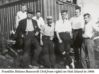 The article that inspired Marty and Rick Lagina | Treasure Hunt: The Mystery of Oak Island • For 200 years, the promise of pirate's payday buried deep in a pit off Nova Scotia's coast has attracted schemers and dreamers from around the world. Every last one has gone home empty-handed. Is Oak Island cursed? | By David MacDonald: A Reader's Digest Classic, originally published 1965 • From The Rotarian (1965) | Read more at http://www.readersdigest.ca/features/drama-real-life/treasure-hunt