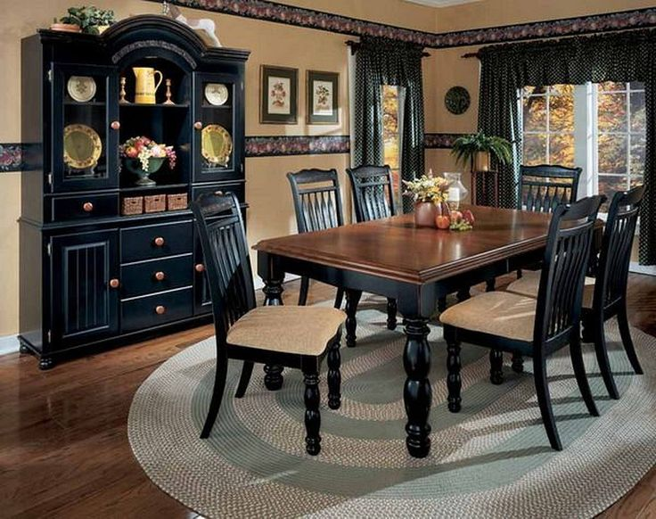 169 Wooden Dining Room Table Design Ideas Part 79