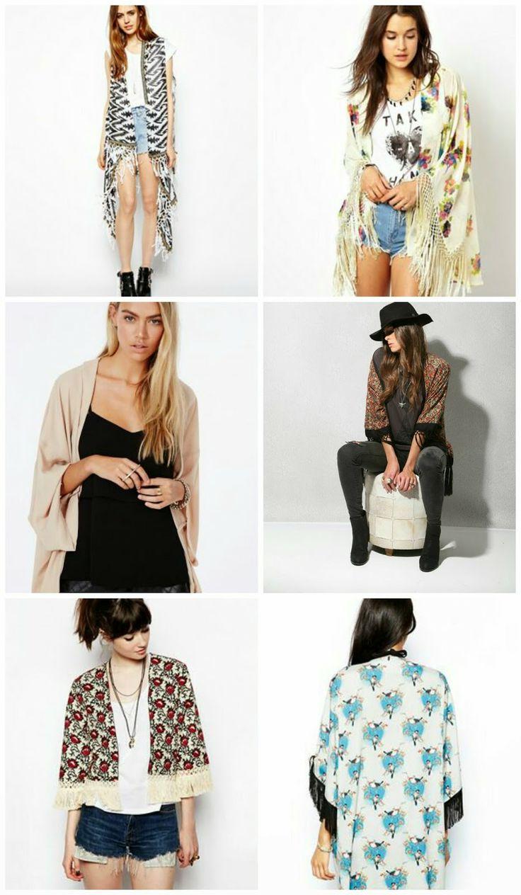 Chamomile & Peppermint: Trending Autumn/Winter 2014: The Kimono